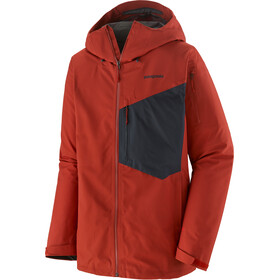 Patagonia Snowdrifter Chaqueta Hombre, hot ember